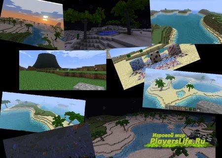 Мод Tropicraft для Minecraft 1.4.6