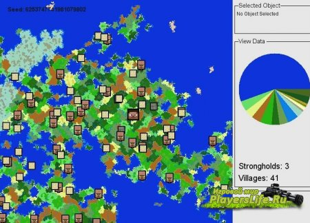 ��������� Amidst 2.0.41 ��� minecraft 1.4.6/1.4.5