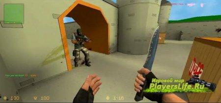 GunGame + Deathmatch для CS:S (Sourcemod)