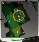 Где находится бомба C4, оповещение для CT - Sourcemod