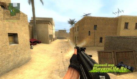 Задержка между выстрелами для CS:S Sourcemod