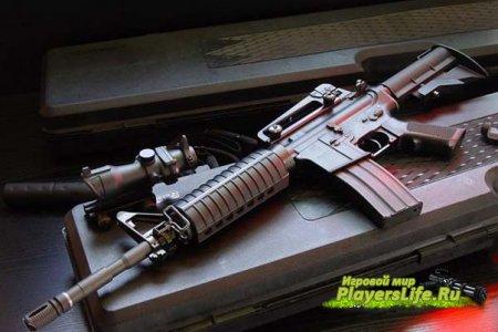 Мгновенная перезарядка оружия в CS:S для Sourcemod