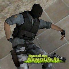 Проигравшая команда умирает для CS:S Sourcemod