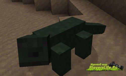 Мод Рептилий [Reptile] для Minecraft [1.6.4]