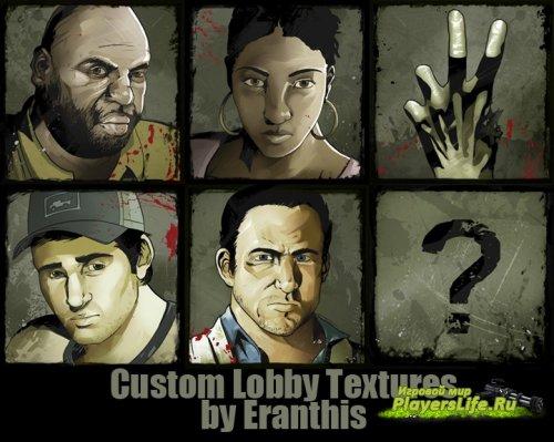 Анимешные картинки для лобби Left 4 Dead 2