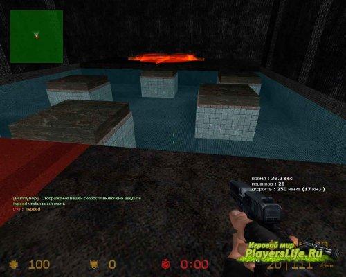 Новая версия банихопа (усовершенствованная) для CS:S [Sourcemod]