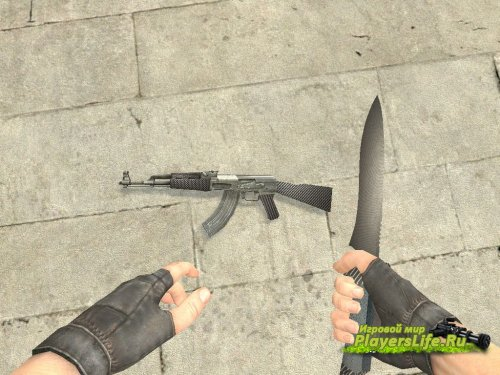 ������ ��-47 (���� �������) ��� Counter-Strike: Source
