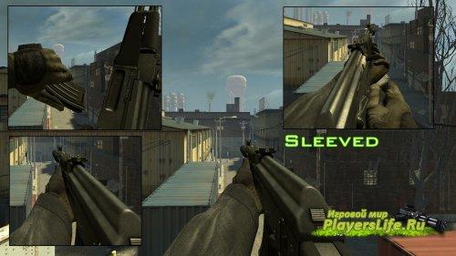 Бесшумная версия АК-47 для CS:S