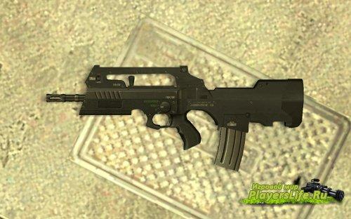 Фамас заменяет полностью АК-47 для CS:S