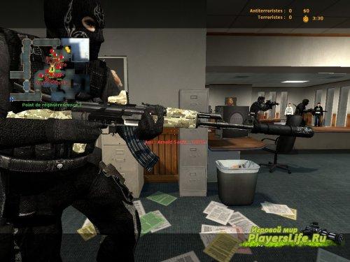 АК-47 | Оружие смерти для CS:S