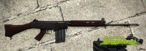 Канадский FN C1A1 для CS:S
