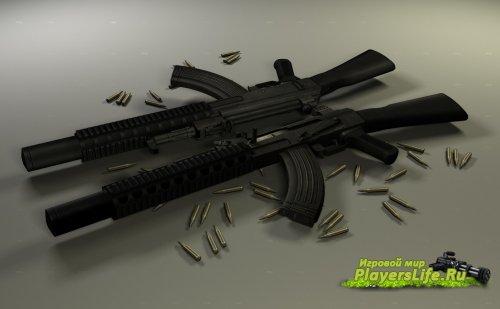 Один из лучших АК-47 для CS:S