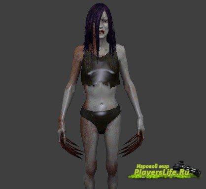 Девочка-призрак (Ведьма) для Left 4 Dead 2