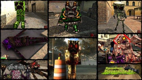 Зомби из DoomCraft для Left 4 Dead 2