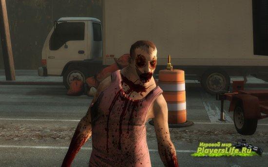 Инфекция Джокера и Харли Квинна для Left 4 Dead 2
