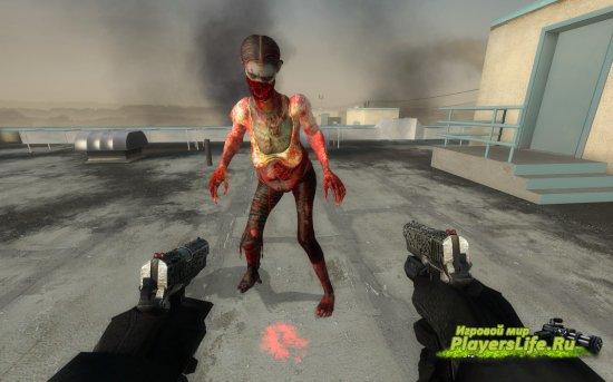 Кровавая плевальщица для Left 4 Dead 2
