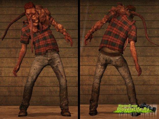 Рыжий курильщик в рубашке для Left 4 Dead 2