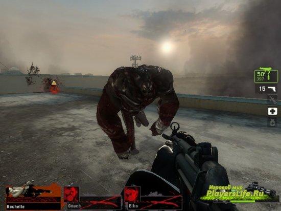 Тиран танк для Left 4 Dead 2