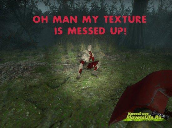 Кровавый человек для Left 4 Dead 2