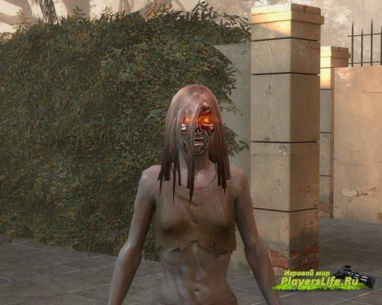 Терминатор ведьма для Left 4 Dead 2