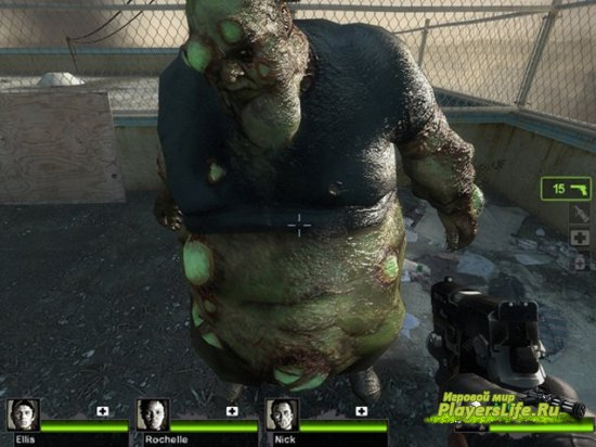 Жуткий толстяк для Left 4 Dead 2