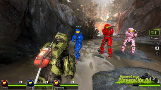 ��������� �� Halo ��� �������� [Left 4 Dead 2]