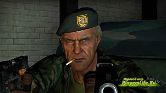 Билл с усами и без для Left 4 Dead 2