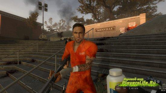 Заключенный Ник для Left 4 Dead 2