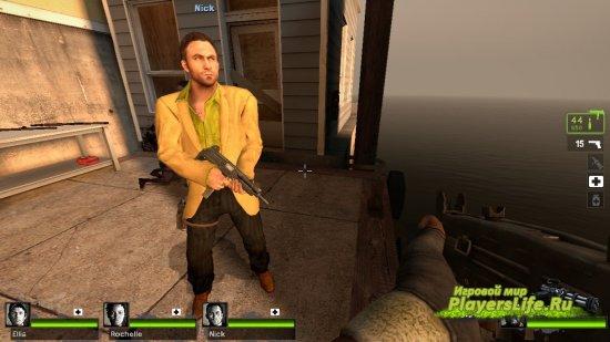 Новый костюм для Ника (Left 4 Dead 2)