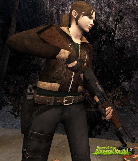 Боевой камуфляж для Зои (Left 4 Dead 2)