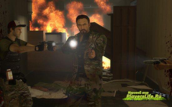 Спецназ выжившие для Left 4 Dead 2