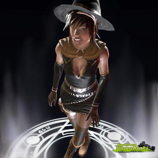 Ведьма Рошель для Left 4 Dead 2