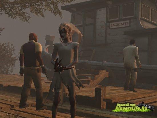 Нежить Рошель для Left 4 Dead 2