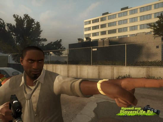Tyrone King из Dead Rising 2 для Left 4 Dead 2