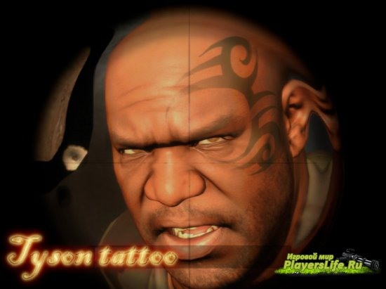 Татуировка для Коуча (Left 4 Dead 2)