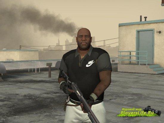 Коуч в Nike костюме для Left 4 Dead 2