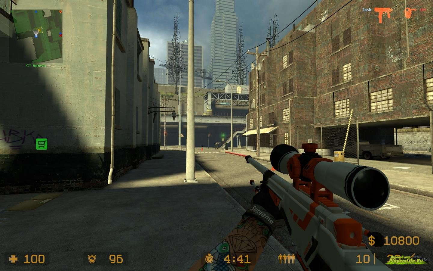 Awp counter strike source - Awp asiimov css ...