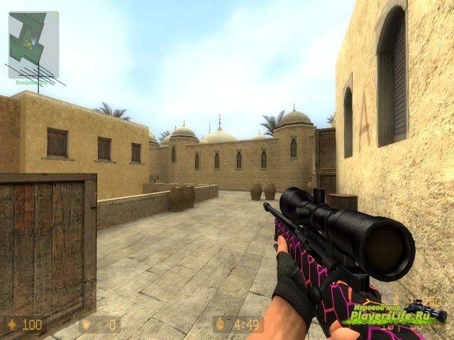 Модели Оружия для Ксс в 34
