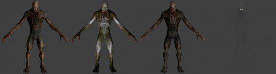 Кровопийцы (ПАК) из STALKER для CS:S