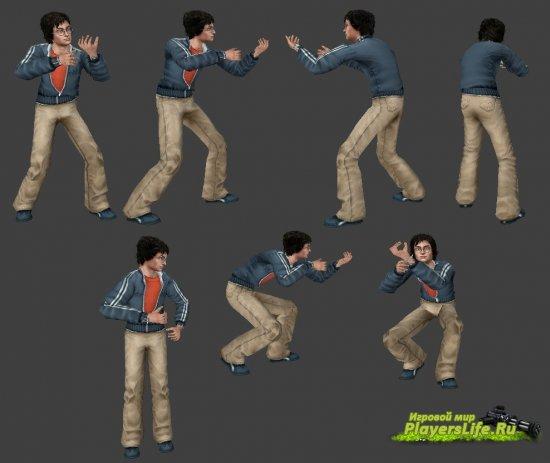 Гарри Поттер для сервера Counter-Strike: Source