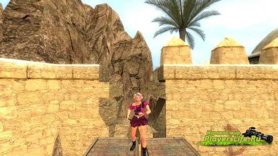 Rosalind Starling ��� Counter-Strike: Source