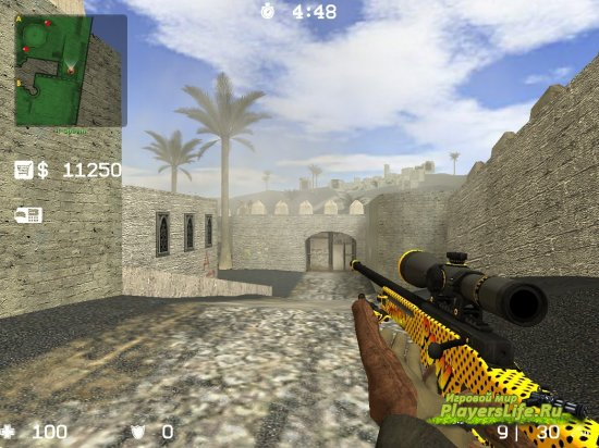 AWP BOOM для Counter-Strike: Source