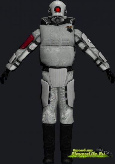 Супер робот-солдаты для CS:S