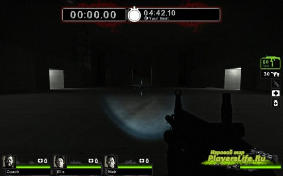 Карта ОЧИЩЕНИЕ для Left 4 Dead 2