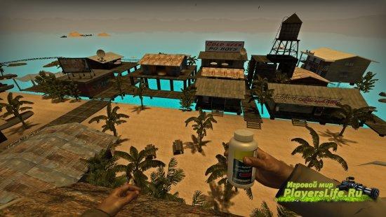 Остров из Dead Island для Left 4 Dead 2