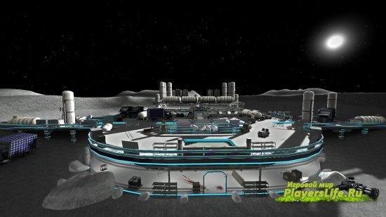 Исследовательская лаборатория на луне 2023 для Left 4 Dead 2