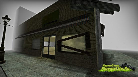 Карта Silent Hill для Left 4 Dead 2