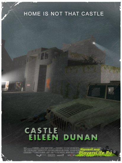 Замок Эйлен-Донан для Left 4 Dead 2