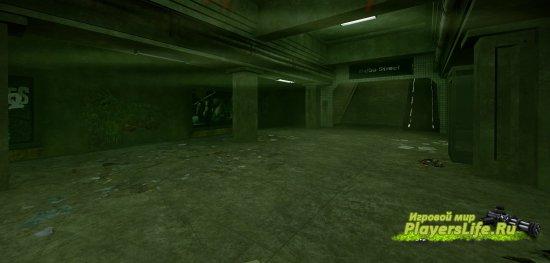 Метро из фильма МАТРИЦА для Left 4 Dead 2