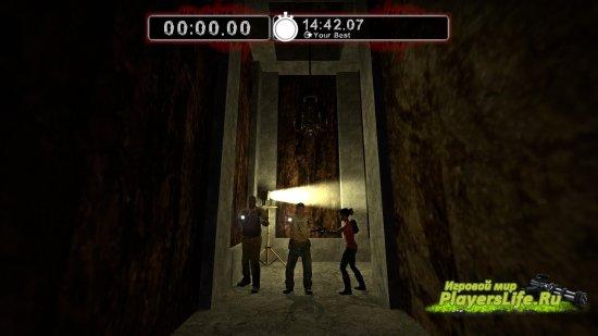 Карта Canyon Oasis для Left 4 Dead 2